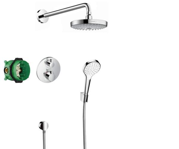 Душ HANSGROHE CROMA SELECT S